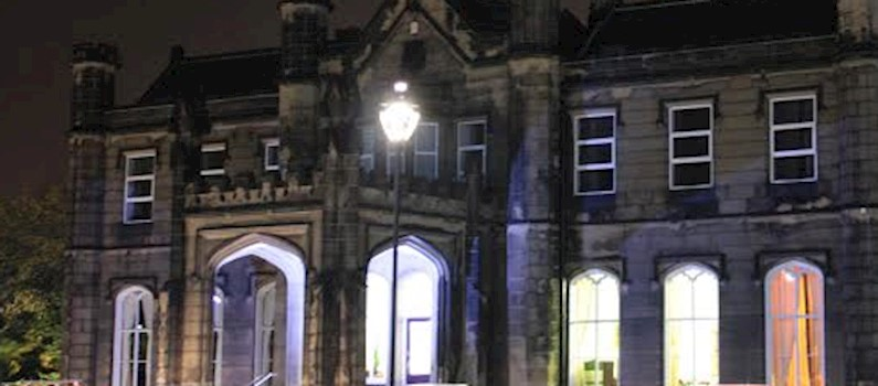 St. Catherines Hospital Asylum Doncaster, Simply Ghost Nights