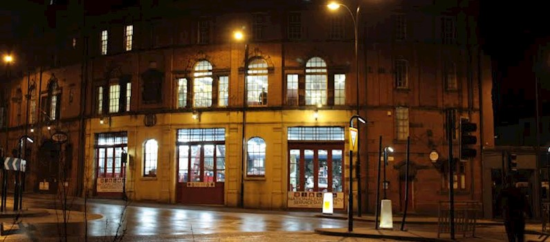 Simply Ghost Nights At The Sheffield Fire & Police Museum
