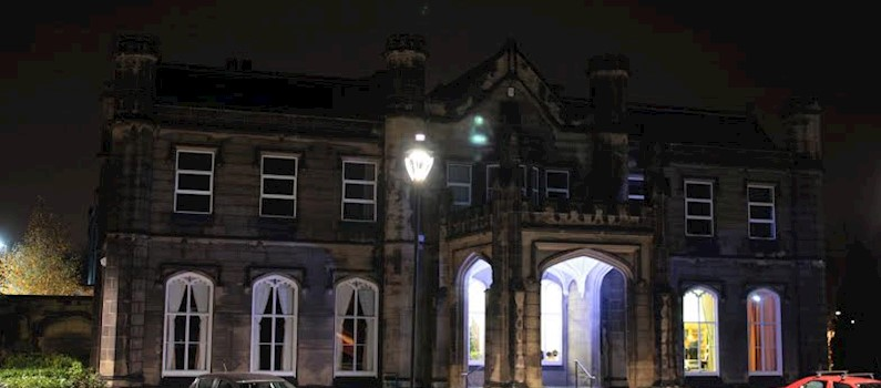 Ghost Hunting At St. Catherine's with Simply Ghost Nights