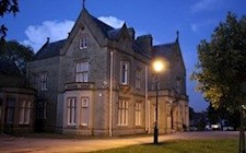 Ghost Hunting @ Ryecroft Hall, with Simply Ghost Nights