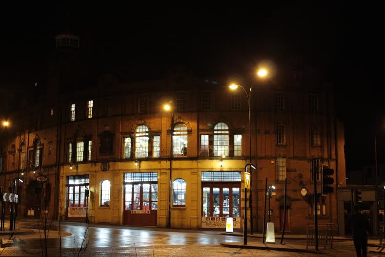 Ghost Hunts At The Sheffield Fire & Police Museum, 9th January 2016