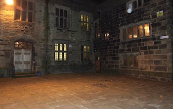 Ghost Hunting Bolling Hall, 25th February 2017