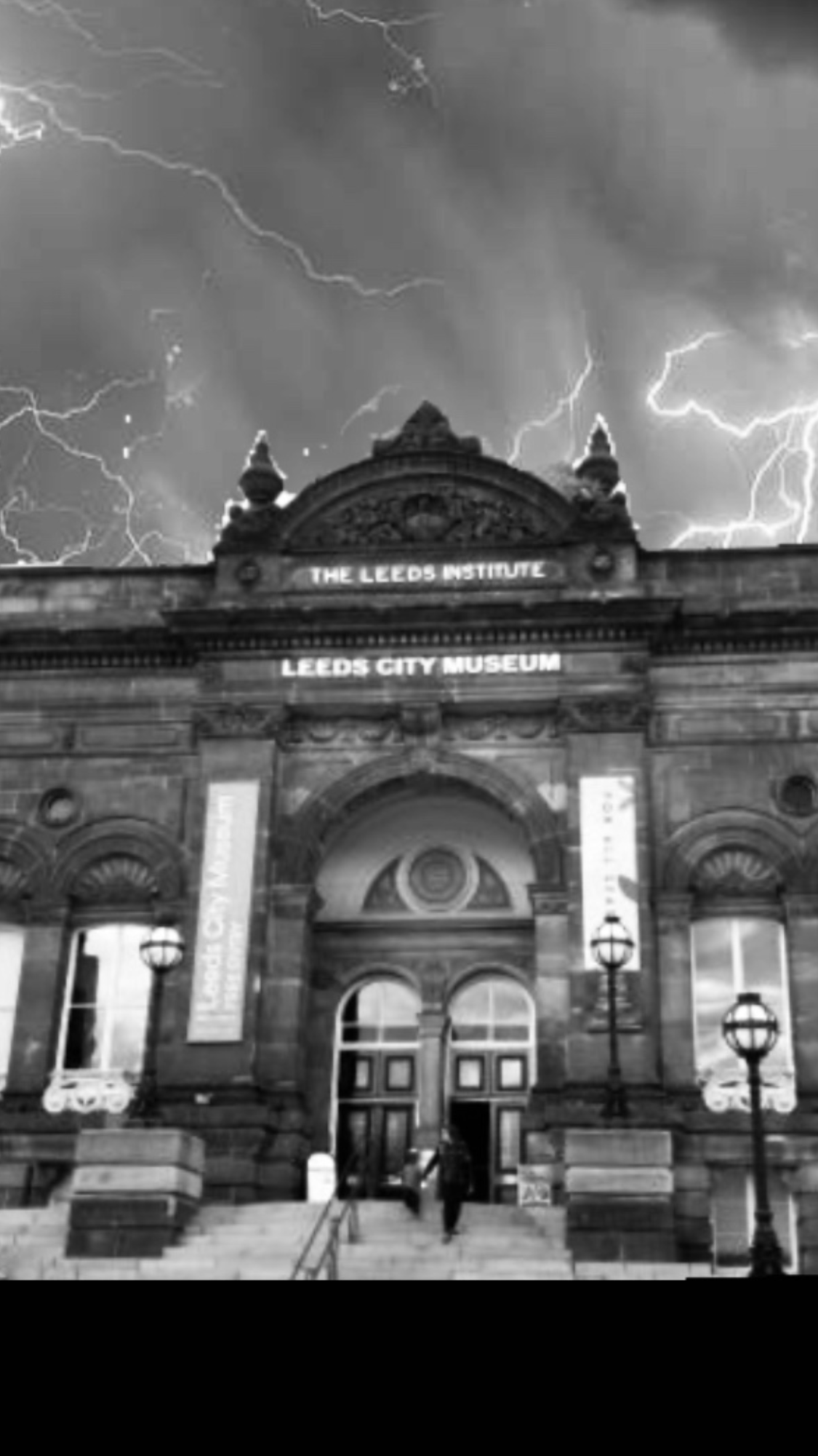 Ghost Hunting @ Leeds City Museum, With Simply Ghost Nights