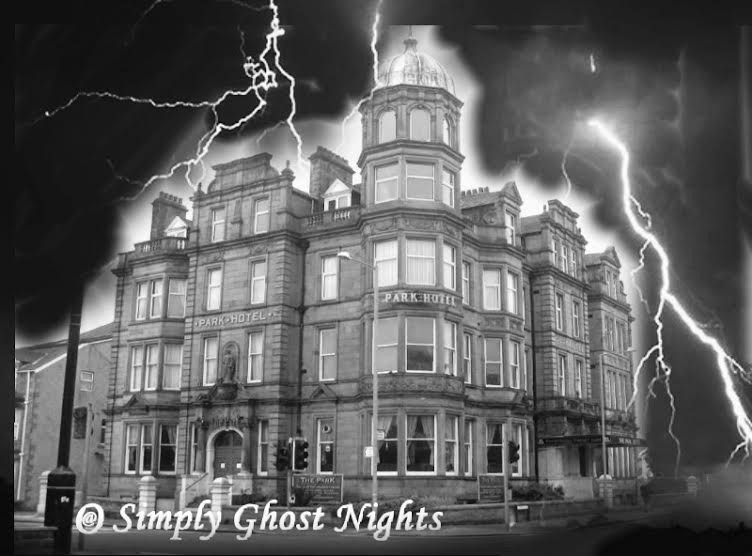 Ghost Hunting Event @ The Abandoned Park Hotel, Morecambe, With Simply Ghost Nights