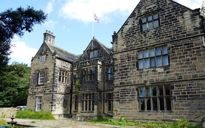 Ghost Hunt @ Hodroyd Hall, With Simply Ghost Nights