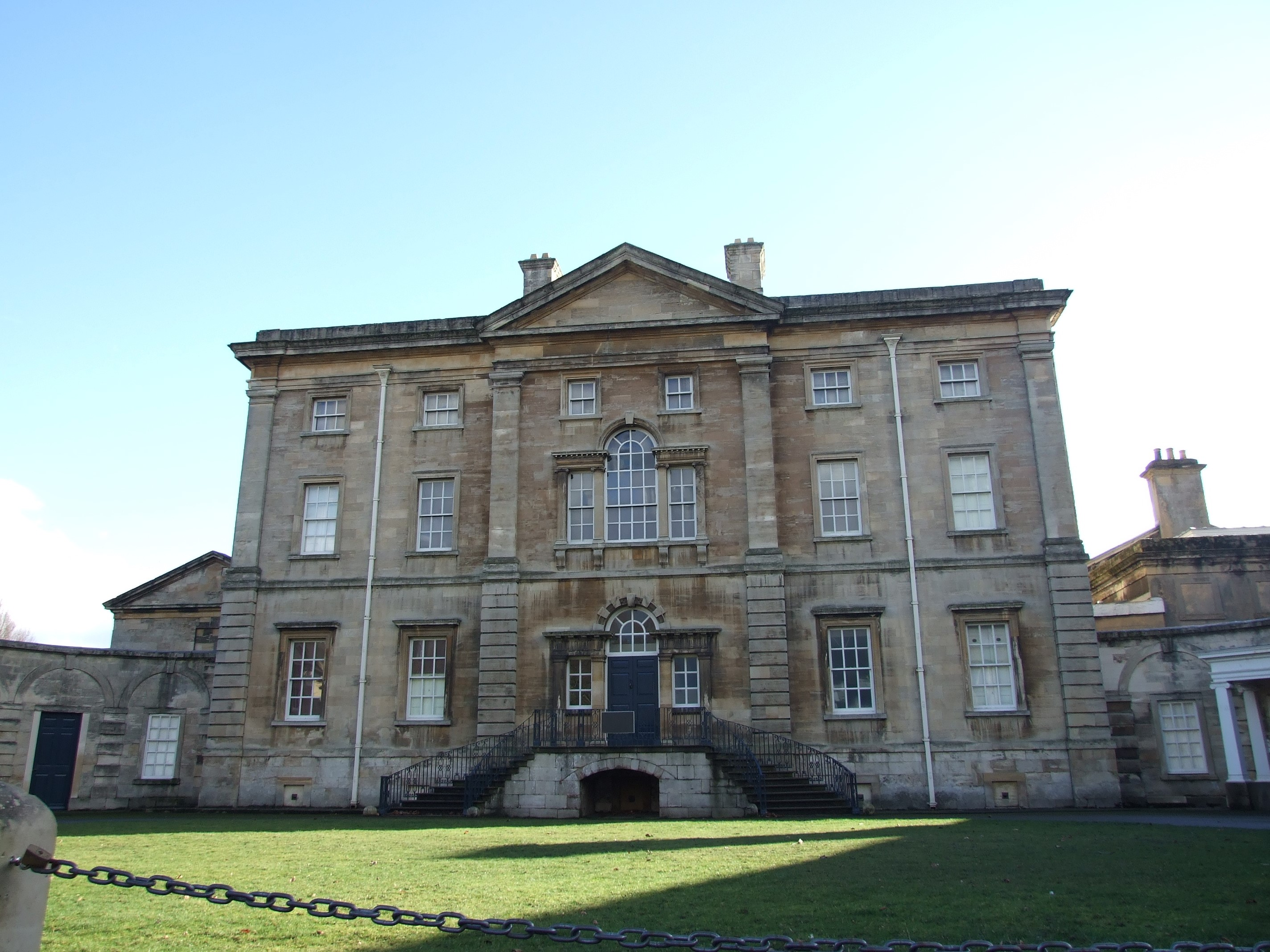 Ghost Hunting @ Cusworth Hall, With Simply Ghost Nights