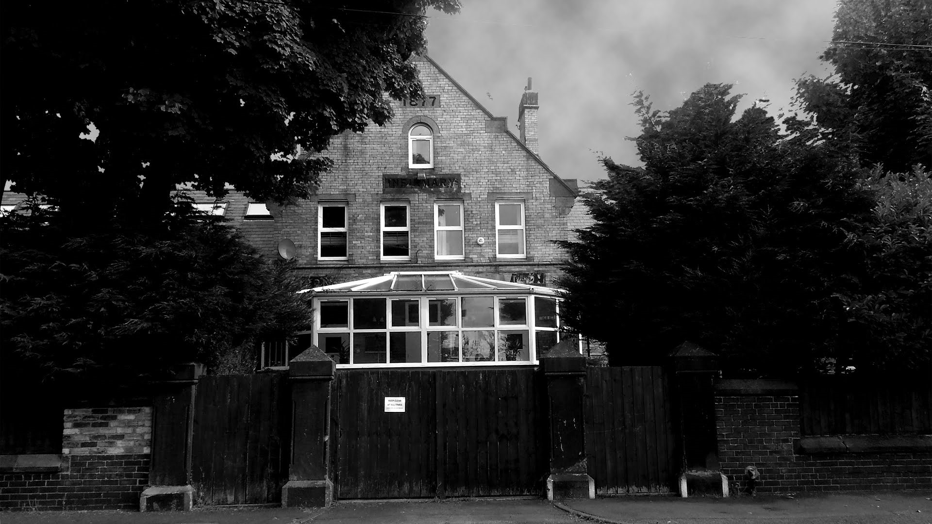 Ghost Hunt & Sleepover @ The Consett Old Steelworks Hospital, With Simply Ghost Nights