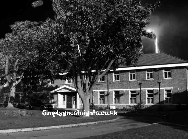 Ghost Hunt & Sleepover @ R.A.F Binbrook, The Officer's Mess, With Simply Ghost Nights