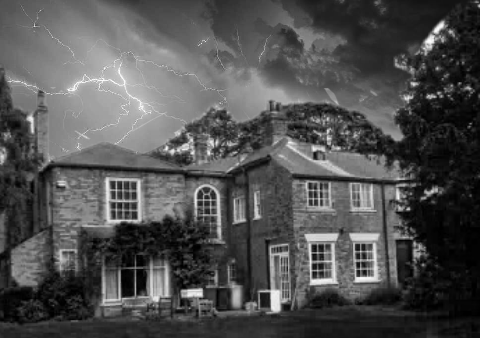 Ghost Hunting @ Sutton Manor, Hull, With Simply Ghost Nights
