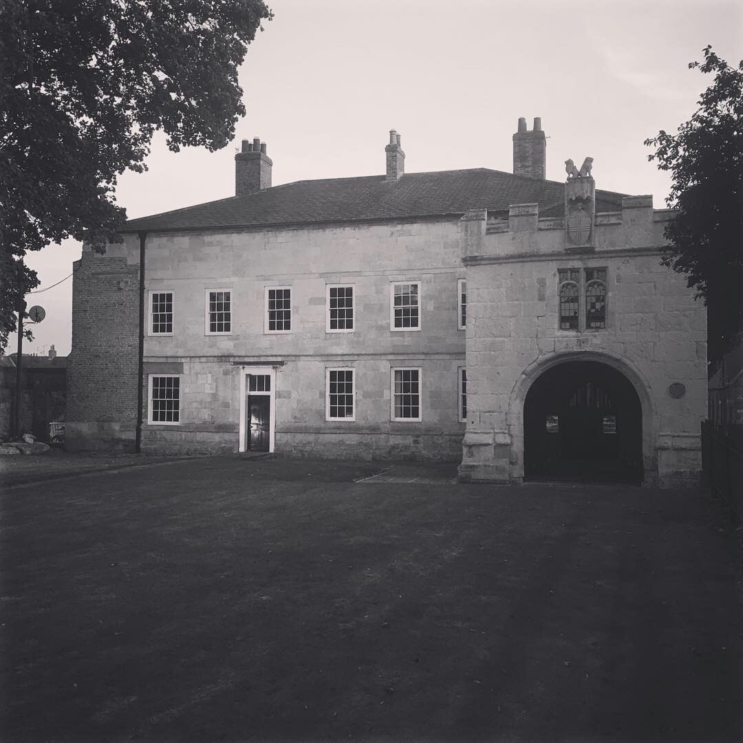 Ghost Hunting Event & Sleepover @ Bishop's Manor