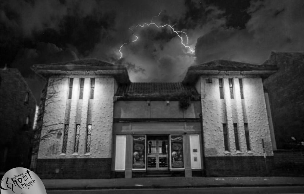Ghost Hunting @ The Old Majestic Cinema, Nottingham with Simply Ghost Nights