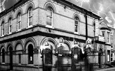 Ghost Hunting @ The Gainsborough Old Nick Theatre & Police Museum