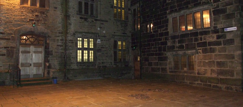 Ghost Hunts At Bolling Hall, Bradford, With Simply Ghost Nights 14th February 2015