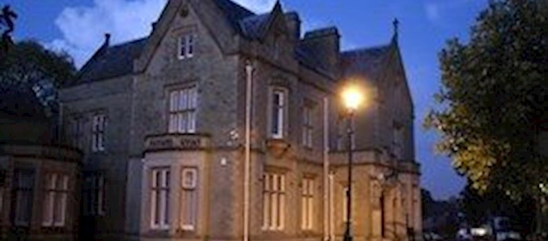 Ghost Hunting & Paranormal Ghost Hunts At Ryecroft Hall, Manchester, Lancashire, With Simply Ghost Nights, 7th December 2013